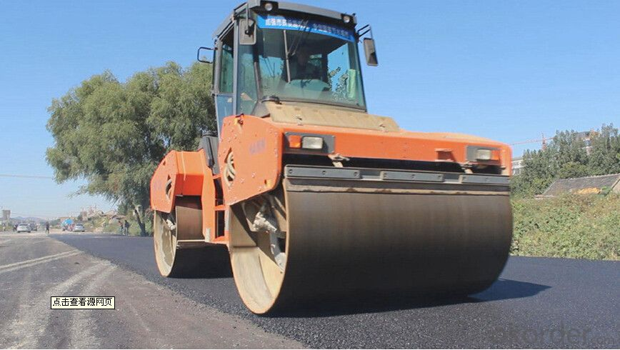 Earthmoving Machinery-Single Drum Vibratory Roller TMRC214