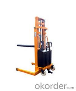 Semi-electric stacker--SPN0725-A-C