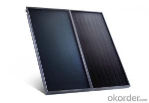 Solar Thermal Application and Glass Pipe Material solar thermal collector
