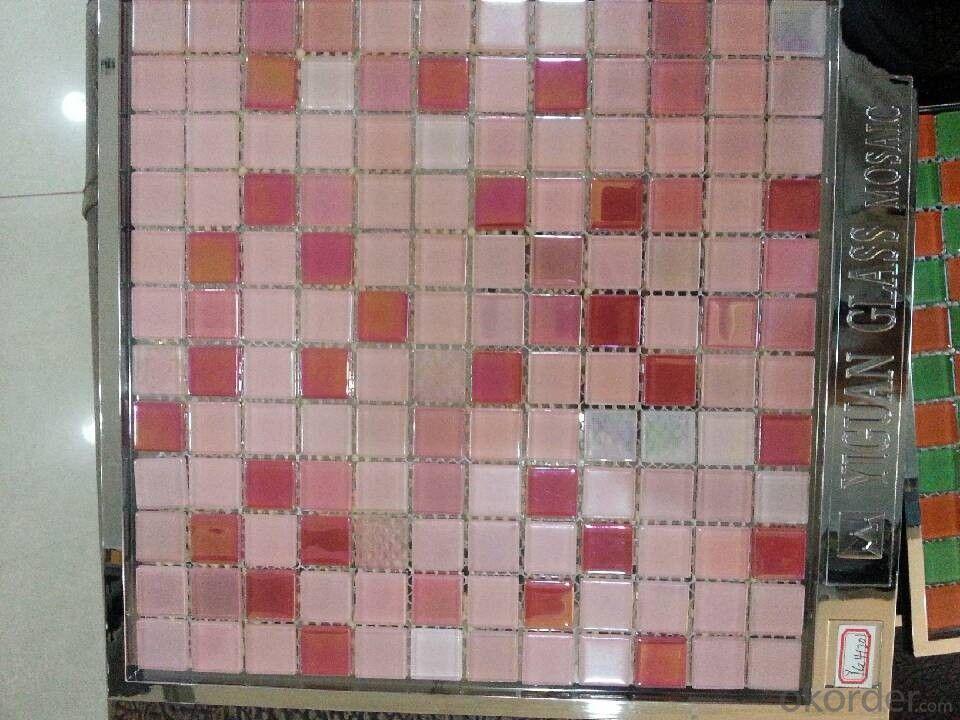 Glass Mosaic MSC-574  2015 Hot Sale Design