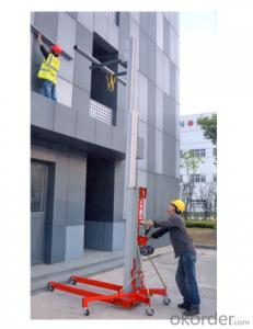Hand Stacker-LGA Series(Aluminum Alloy Material Lift)
