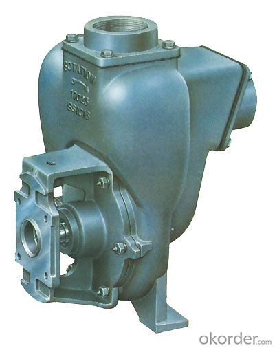 Excellent Self Priming Pump with High Quality