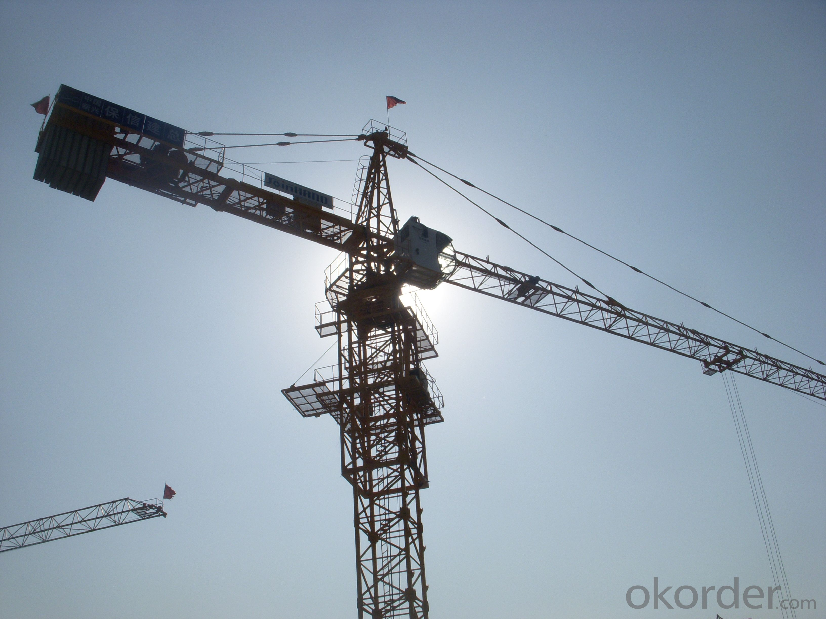 JL4210A Topkit Tower crane for construction site