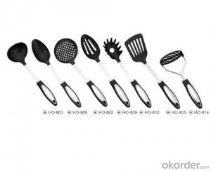 ART no.11 Nylon Kitchenware set for cooking