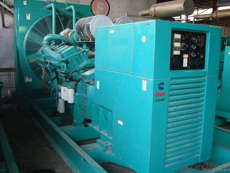 Factory price china yuchai diesel generator sets 760kw