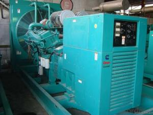 Factory price china yuchai diesel generator sets 760kw