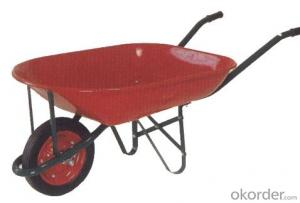 Wheel Barrow with  WB9500 For Construction