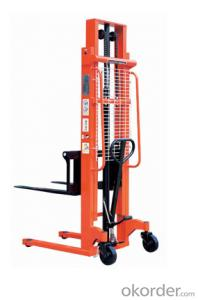 Hand stacker--SYC series