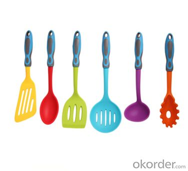 ART no.10 Silicone Kitchenware set for cooking
