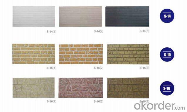 Fiber Cement board for villas,high building-002