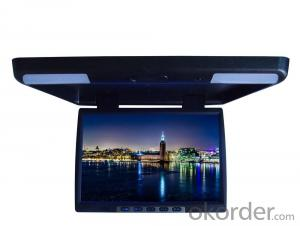 Super Roof Monitor With Built-In DVD Player DV 154