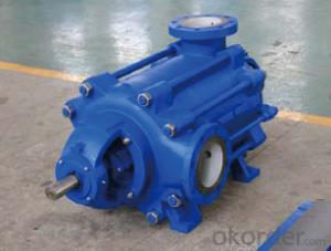 D & DG Sectional Multistage Centrifgual Pump