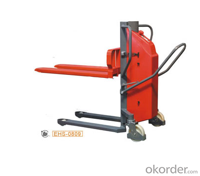 Semi-electric Stacker EHS 0809/EHS-T 0809