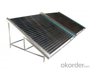 Solar energy with auxiliary energy system