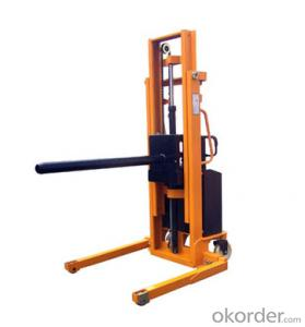 Semi-electric stacker--SPN0725-A-C