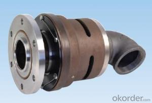 Rotary Union Hot Oil rotary joint made in China(rotary union)