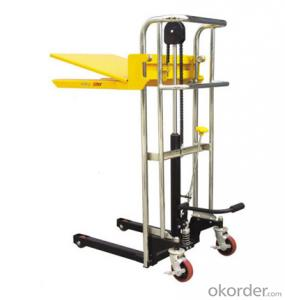STACKER PRODUCT SERIE - Hand Platform Stacker