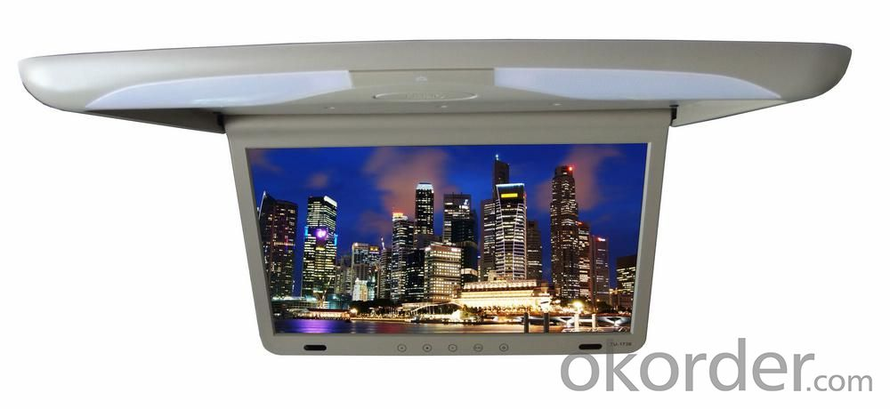 Super LED Roof Monitor Dual inputs 9.5W Power TU1468