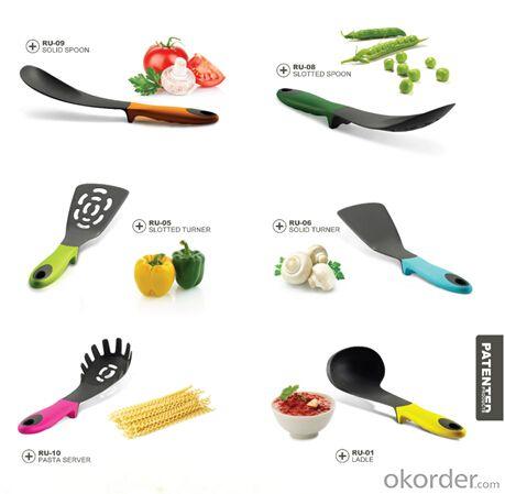 ART no.09 Nylon Kitchenware set for cooking