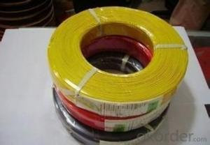 4 core pvc insulated electrical cable wire 2.5mm