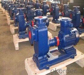 Horizontal end-suction Centrifugal Pumps
