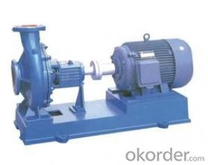 Close-coupled Single-stage Centrifugal Pump
