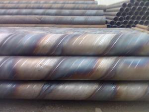 SPIRAL STEEL PIPE 32'' ASTM API LARGE DIAMETER PIPE