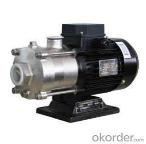 Multistage Centrifugal Pump with High qualities