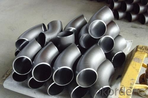 CARBON STEEL PIPE FITTINGS ASTM A234 BEND FLANGE