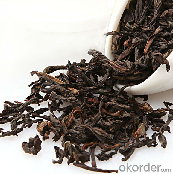 DaHongPao Tea Big Red Robe Wuyi oolong Tea