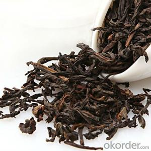 DaHongPao Tea Big Red Robe Wuyi oolong Tea