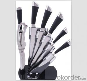 knife ,Art no. HT-KP1003  Stainless steel knife set for kitchen use