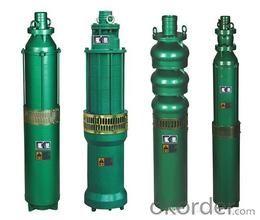 Deep-well Limber Sewage Pump Deep Well Water Pump