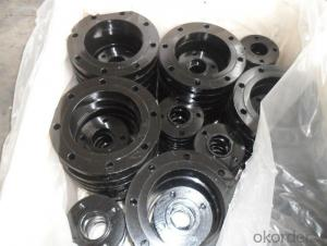 CARBON STEEL PIPE FITTINGS ASTM A234 TEE 2''