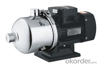 Industry slurry fluid electric centrifugal pump