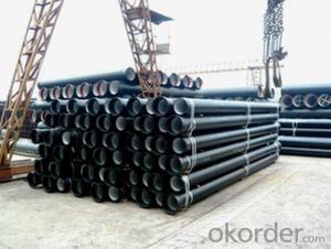 ISO2531:2009 Ductile Iron Pipe C Class DN600