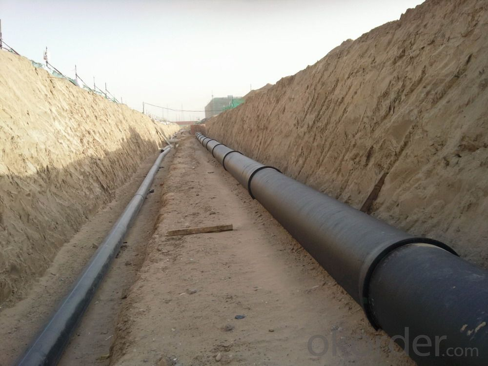 ISO2531:2009 Ductile Iron Pipe C Class DN800