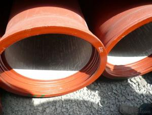 EN598 Ductile Iron Pipe  DN900 For Waste Water