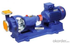 Horizontal end-Suction centrifugal Pumps