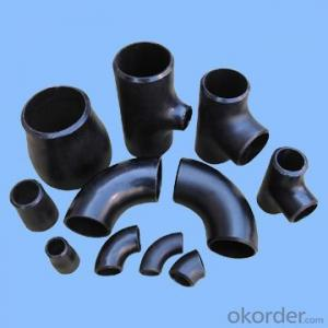 CARBON STEEL PIPE FITTINGS ASTM A234 TEE 1''-12''