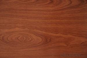 Print Prepainted Galvanized Steel Coil Brown Wooden Pattern