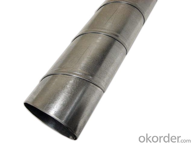 SPIRAL STEEL PIPE 54'' ASTM API LARGE DIAMETER PIPE