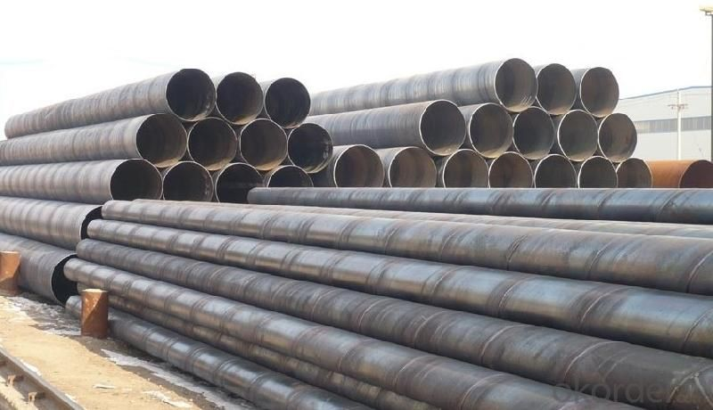 SPIRAL STEEL PIPE 46'' ASTM API LARGE DIAMETER PIPE