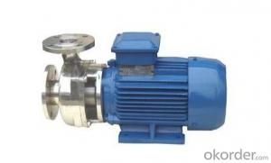 Horizontal end-suction centrifugal Pumps With Good Performance