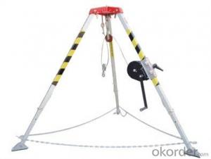 Automatic Falling Prevention System Auto Brake Mining Rescue Tripod