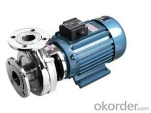Series Water Disposal Pump/ Pumpa de Disposal