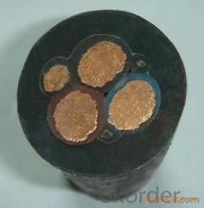 heat-resistant silicone rubber insulation electric power cable