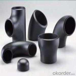 CARBON STEEL PIPE FITTINGS ASTM A234 TEE