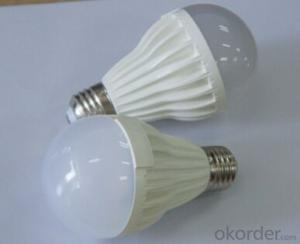 LED BULB LIGHT  A65 E27-TP022-5730 12W  Pure White