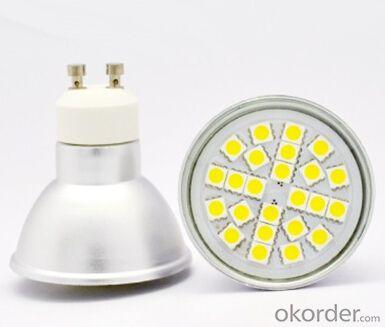 LED Spotlight  GU10-PL021-3W-21 SMD5050 High Brightness